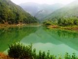 Il lago di Val di Noci