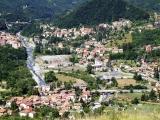Panorama di Montoggio